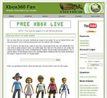 Xbox 360 Fan